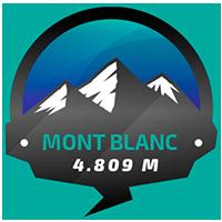 MONT BLANC 4.809M